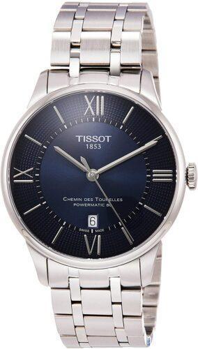 ساعت Tissot Chemin Des Tourelles Powermatic 80