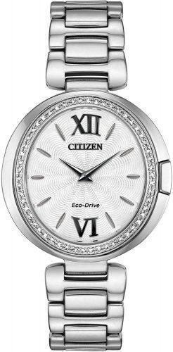 ساعت مچی Citizen Capella Diamond Stainless Steel