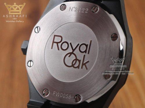 درب پشت ساعت اودمارپیگه Audemars Piguet Royal Oak FM