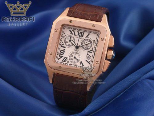 خرید ساعت Cartier Santos L21