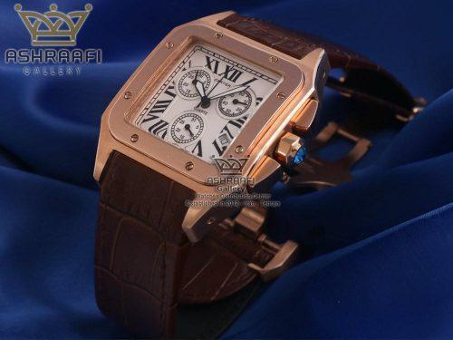 ساعت کارتیه Cartier Santos L21