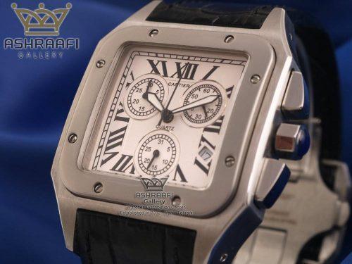 سفحه ساعت کارتیه Cartier Santos L21