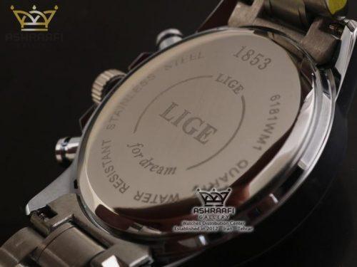 درب پشت ساعت لیگ Lige LG9835E