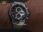 عکس روی مچ ساعت Lige LG9835E