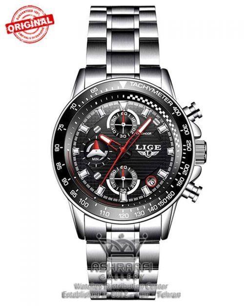 ساعت اورجینال لیگ Lige LG9837