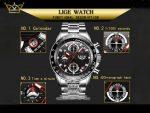 خرید ساعت اورجینال لیگ Lige LG9837
