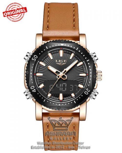 ساعت اورجینال لیگ Lige-LG-9901-01