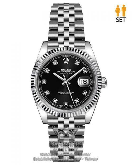 خرید ساعت مچی رولکس های کپی Rolex-Datejust-S2-01