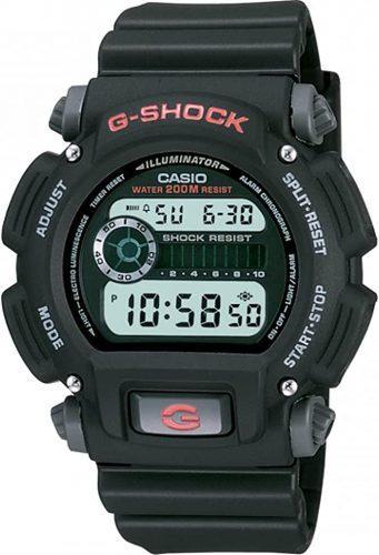 Casio G-Shock Quartz Resin Sport Watch DW9052-IV