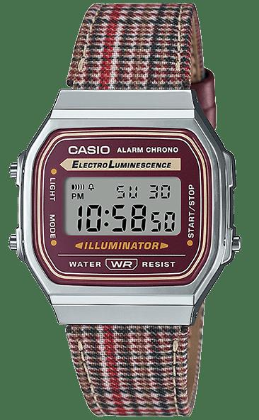 Casio Vintage A168WEFL-5AVT