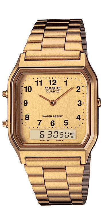 Casio Vintage AQ230GA-9BVT