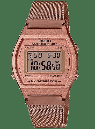 Casio Vintage B640WMR-5AVT
