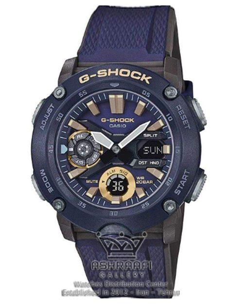خرید ساعت جی شاک اورجینال Casio G-SHOCK GA-2000-2A