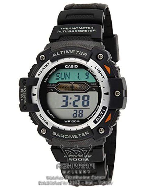 خرید ساعت کاسیو اورجینال Casio SGW300H-1AV