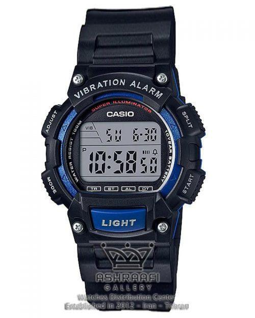 خرید ساعت کاسیو اورجینال Casio W-736H-2AV
