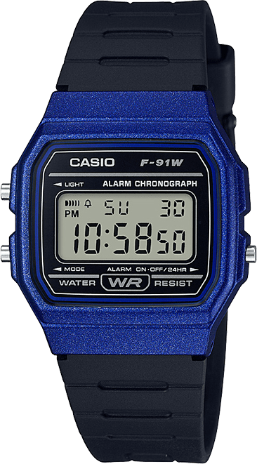 Casio Classic F91WM-2A
