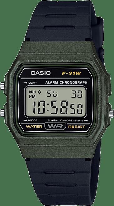 Casio Classic F91WM-3A