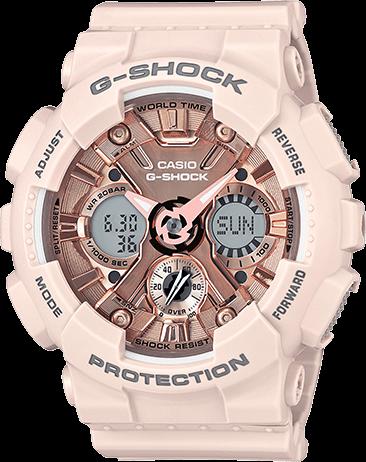 Casio G-Shock Women GMAS120MF-4A