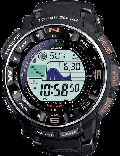 Casio Pro Trek PRW2500R-1