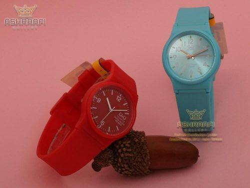 فروش ساعت اورجینال دختران Q&Q VP46J0Y