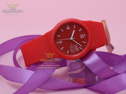 فروش ساعت اورجینال دخترانه Q&Q VP46J0Y