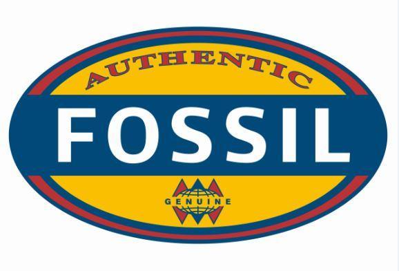 لوگوی Fossil