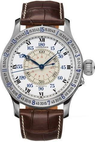 Longines Lindbergh Hour Angle Men's Watch L2.678.4.11.0