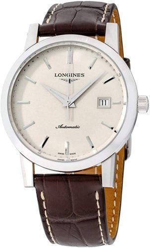 Longines 1832 Men's L4.827.4.92.2