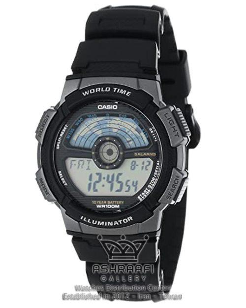 خرید ساعت اورجینال Casio AE-1100W-1A