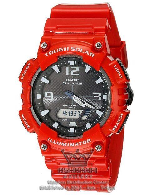 خرید ساعت خورشیدی اصلی Casio AQ-S810WC-4AV