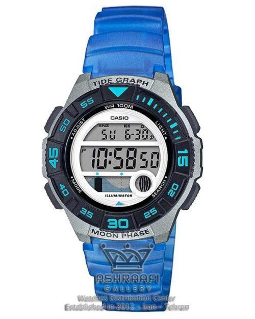 خرید ساعت کاسیو اورجینال Casio LWS-1100H-2AVDF