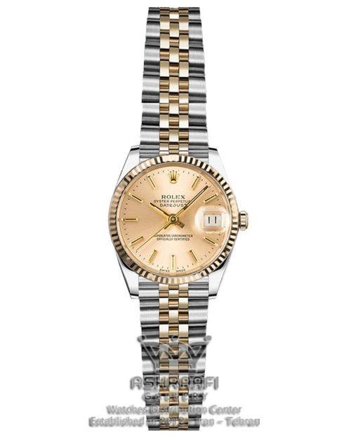 ساعت رولکس زنانه Rolex Datejust GL3