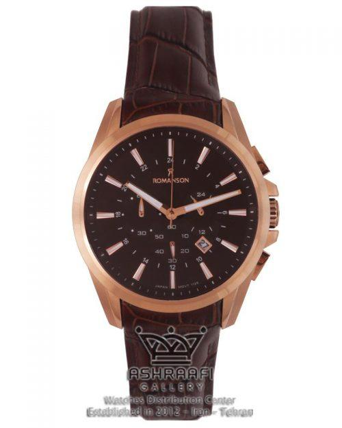 خرید ساعت ست زنانه و مردانه رومانسون Romanson 1126G
