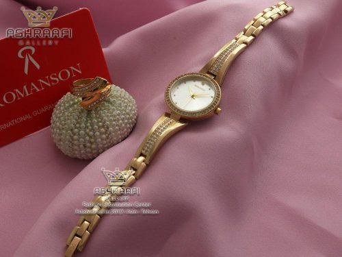 فروش ساعت زنانه مجلسی Romanson RM-247