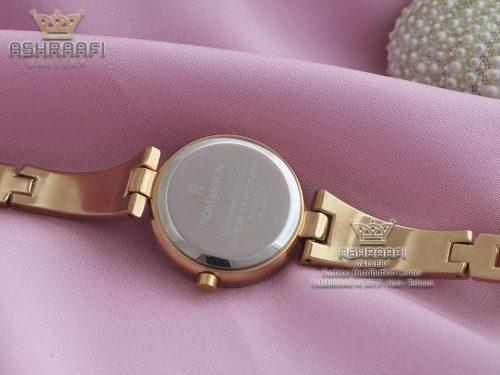 ساعت های کپی زنانه رومانسون Romanson RM-247