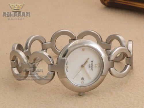 صفحه ساعت زنانه تی سوت Tissot-T064