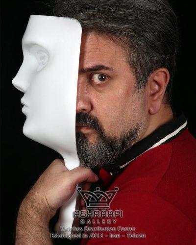 ماسک بازی مافیا سفید – پک ده عددی