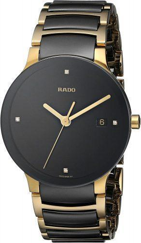 Rado Centrix Jubile Gold-Plated Stainless-Steel