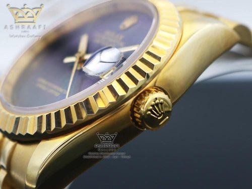 سرکوک ساعت رولکس طلائی
