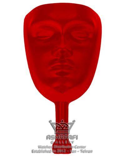 ماسک بازی مافیا قرمز رنگ پک 5 عددی