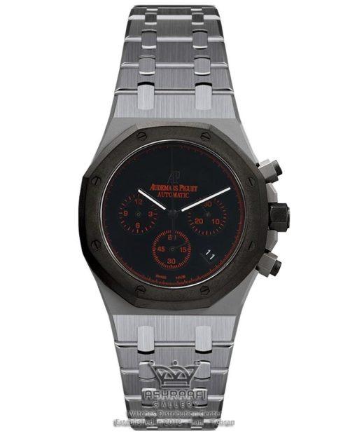 خرید ساعت مچی مردانه اودمارپیگه AUDEMARS PIGUET ROYAL OAK GUNMETAL 01