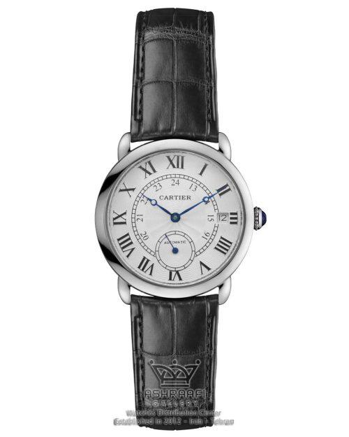 خرید ساعت زنانه رونده لویس Cartier Ronde Louis BW1-01