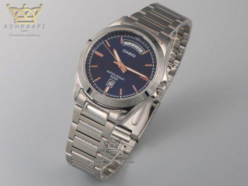 ساعت کاسیو اورجینال Casio MTP-1370D-2AVDF