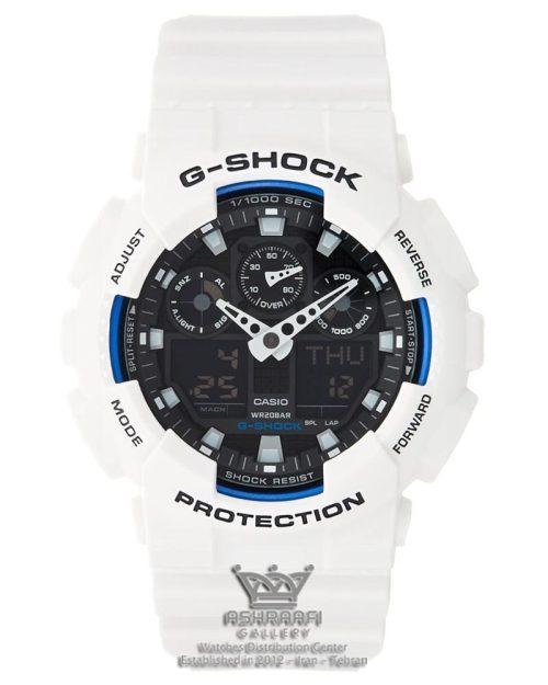 ساعت جی شاک اورجینال Casio G-SHOCK GA-100B-7A
