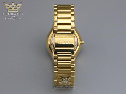 پشت بند ساعت گوچی تمام طلائی Gucci 14012
