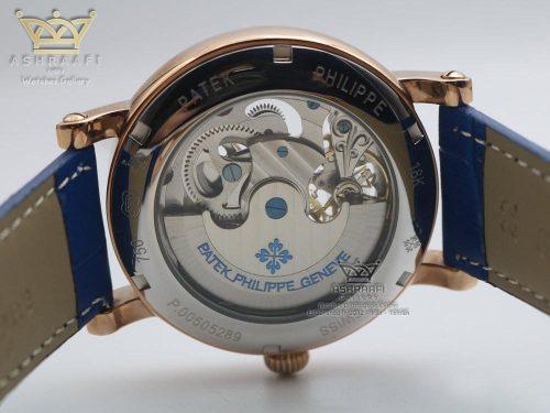 ساعت اتوماتیک درب شیشه ای Patek Philippe P005052 RG