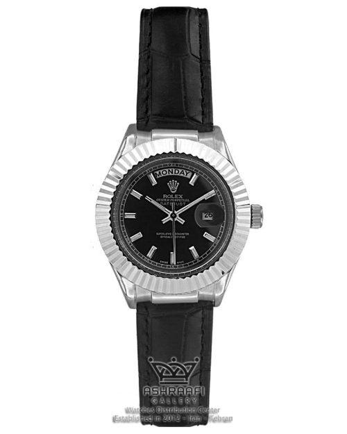 ساعت رولکس قاب استیل Rolex DayDate BS16