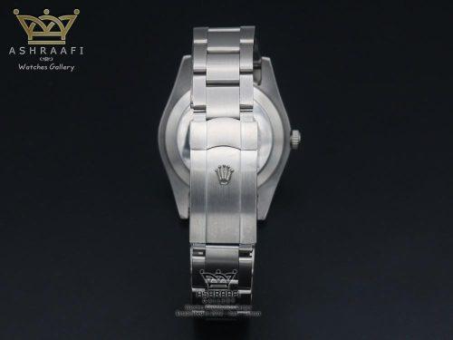 ساعت Rolex Perpetual Coral red 01