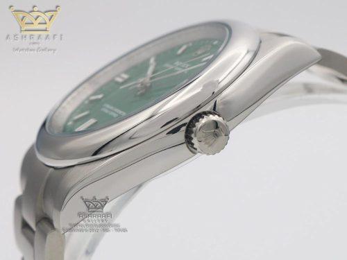 سرکوک ساعت رولکس صفحه سبز