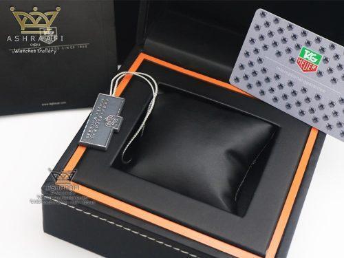 داخل جعبه تگ هویر اورجینالTag Heuer Box 02